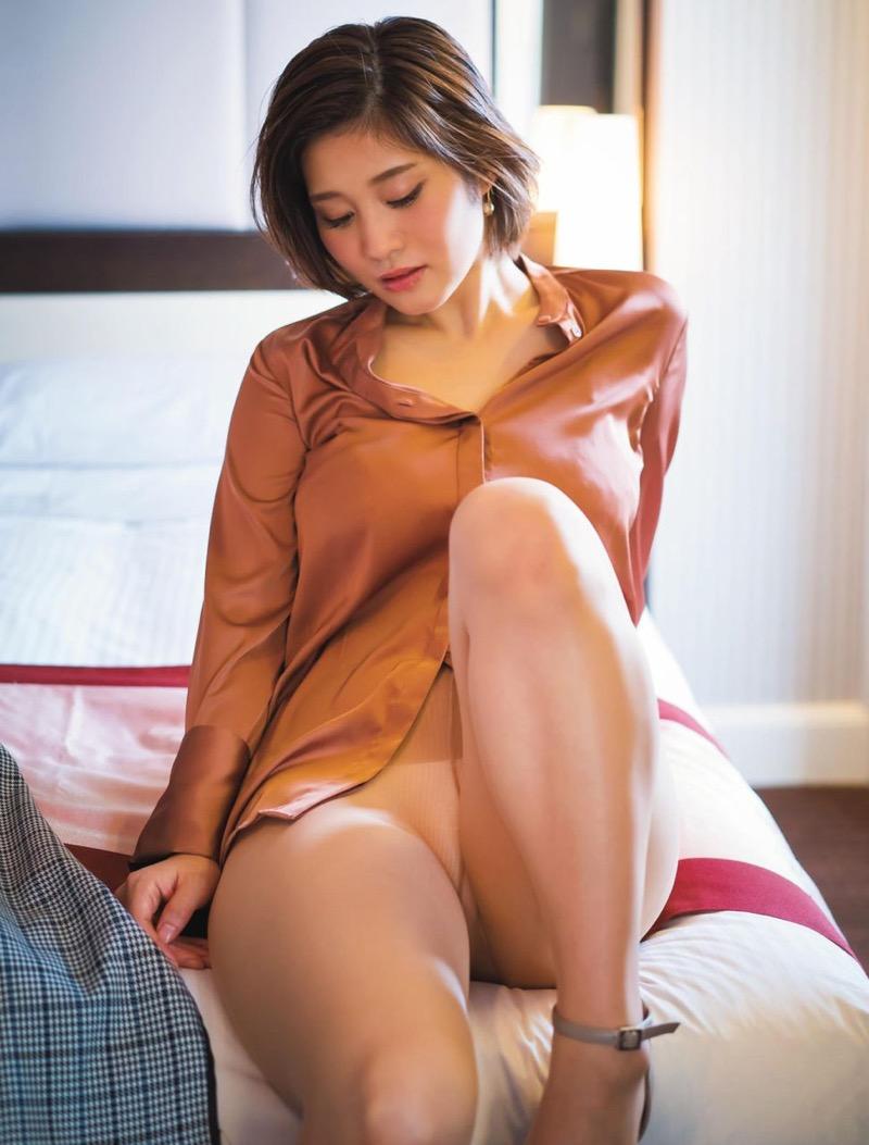 【橘花凛グラビア画像】細い腰つきに反して大きいオッパイがエロすぎる爆乳ラウンドガール! 65