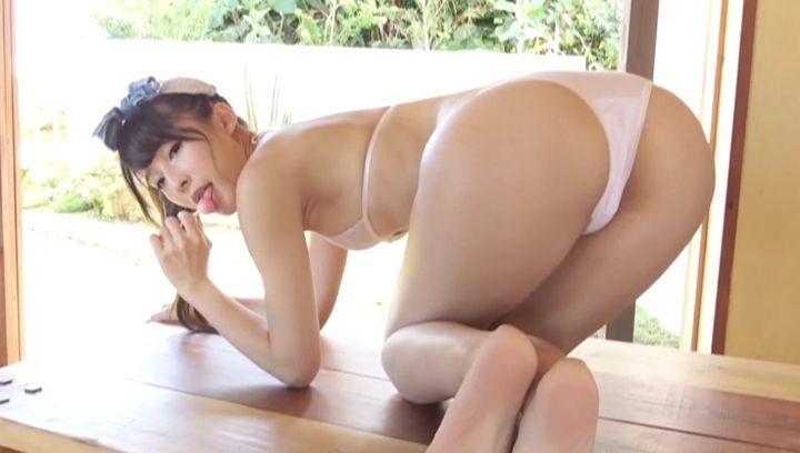 【川崎あやキャプ画像】活動の一時休止を宣言してしまったグラビアアイドル! 68