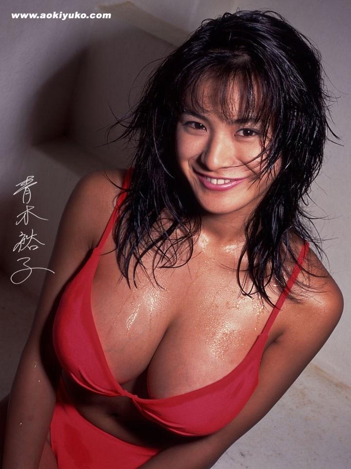 【青木裕子グラビア画像】Iカップ爆乳ボディで人気を博した平成の伝説級グラビアアイドルの現在は? 40