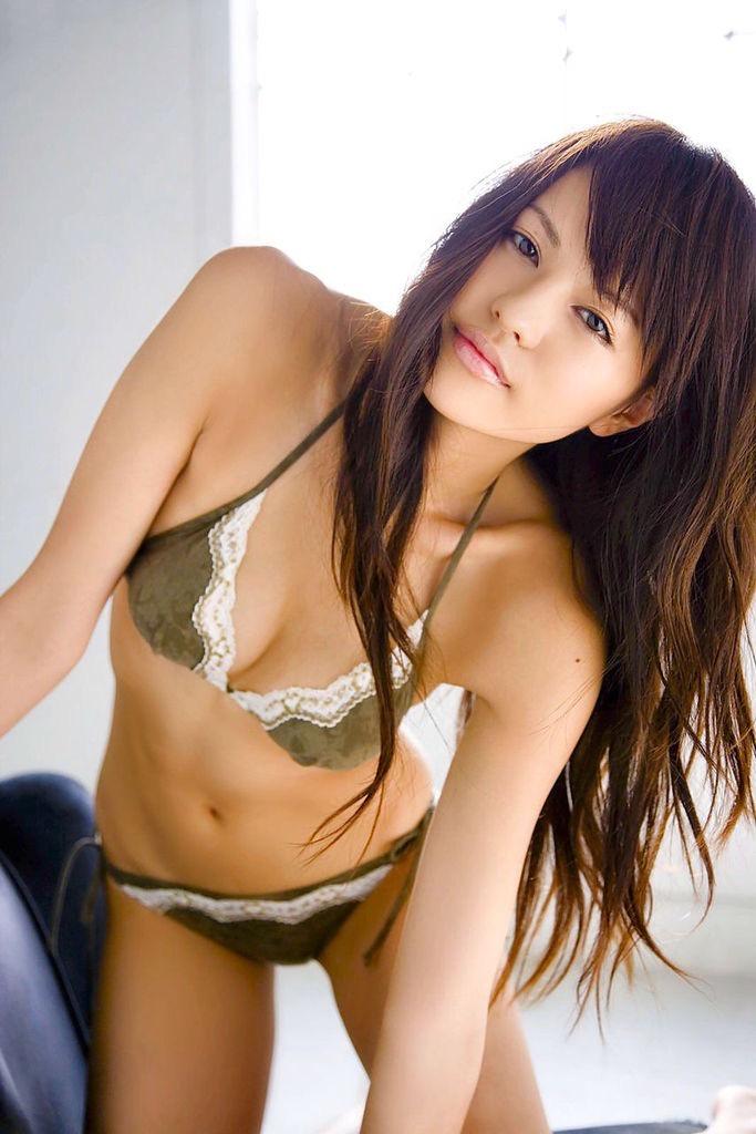 【白鳥百合子グラビア画像】女優として活躍を期待されつつ引退してしまったグラビアアイドル 14