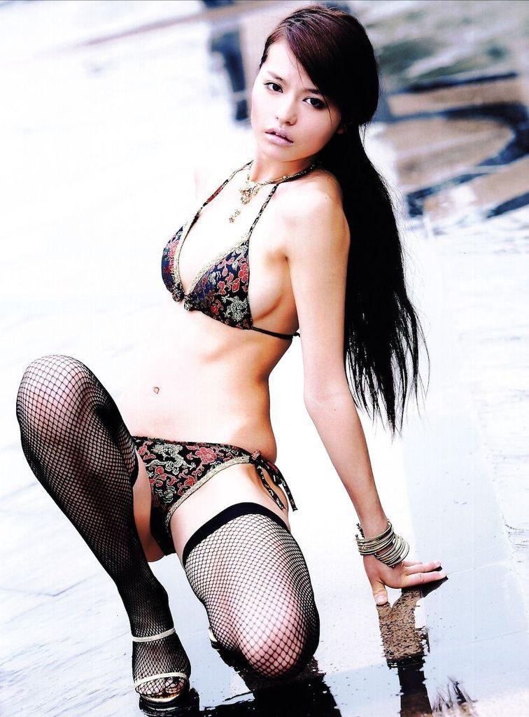 【白鳥百合子グラビア画像】女優として活躍を期待されつつ引退してしまったグラビアアイドル 27