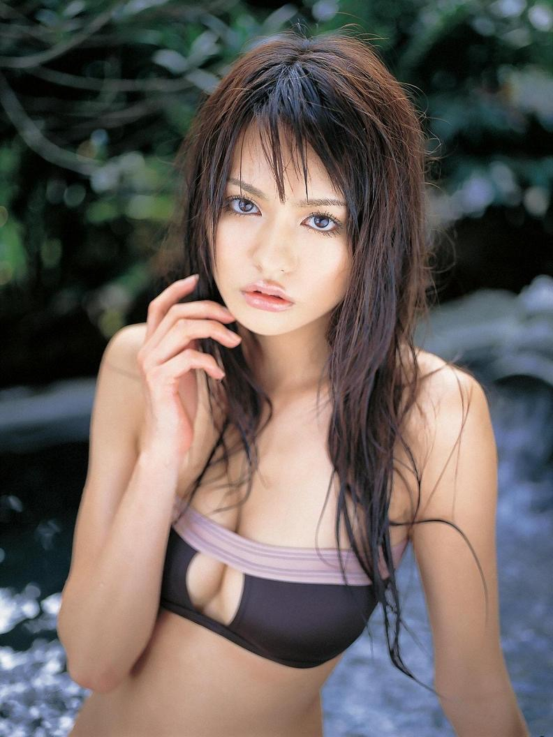 【白鳥百合子グラビア画像】女優として活躍を期待されつつ引退してしまったグラビアアイドル 36