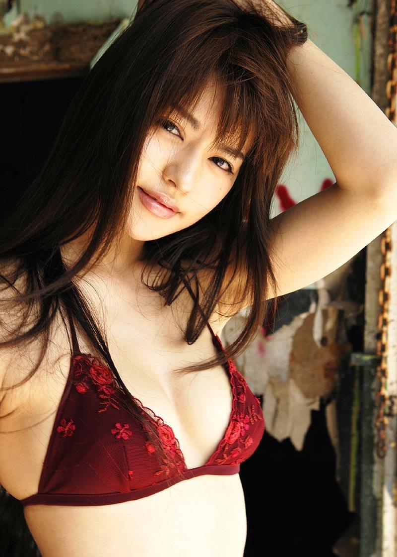 【白鳥百合子グラビア画像】女優として活躍を期待されつつ引退してしまったグラビアアイドル 38