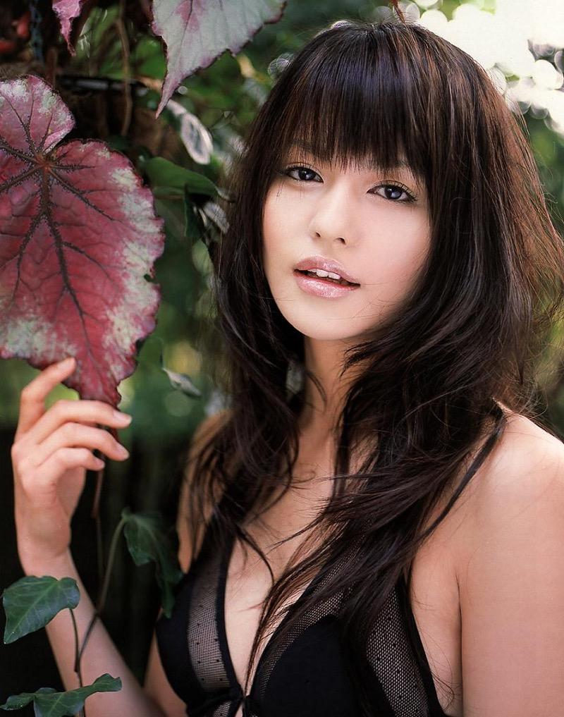 【白鳥百合子グラビア画像】女優として活躍を期待されつつ引退してしまったグラビアアイドル 39