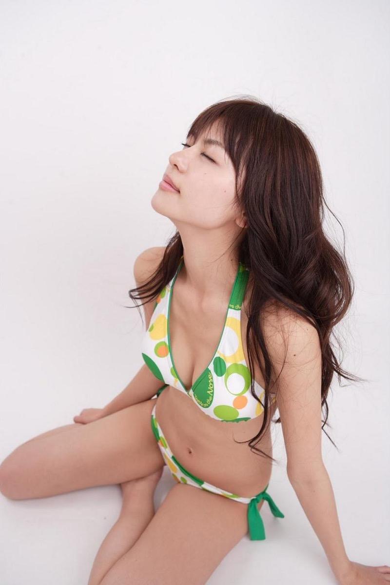 【白鳥百合子グラビア画像】女優として活躍を期待されつつ引退してしまったグラビアアイドル 57