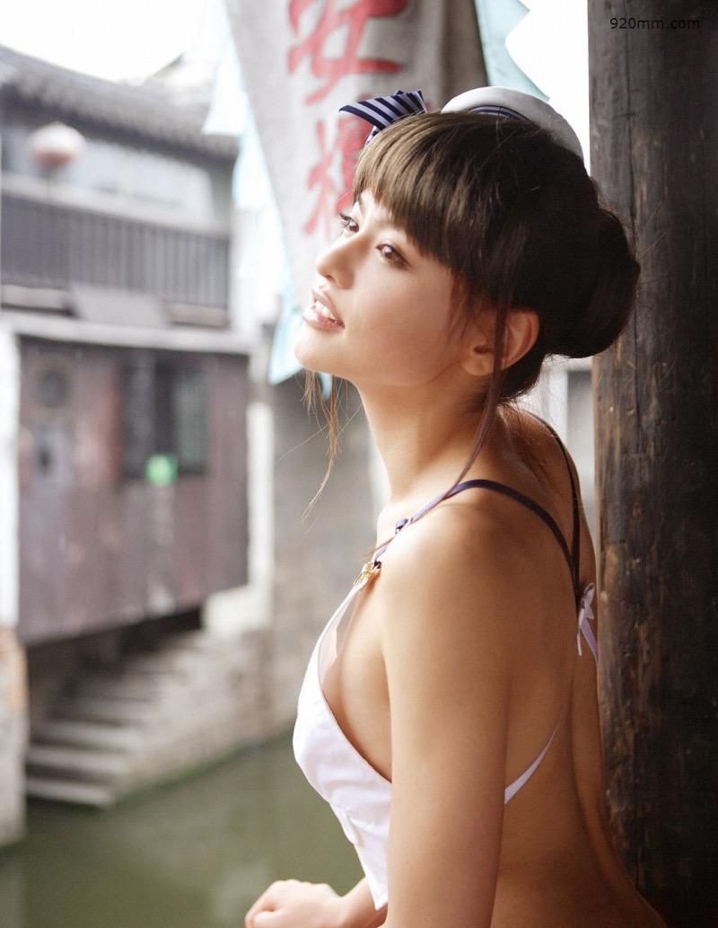 【白鳥百合子グラビア画像】女優として活躍を期待されつつ引退してしまったグラビアアイドル 63