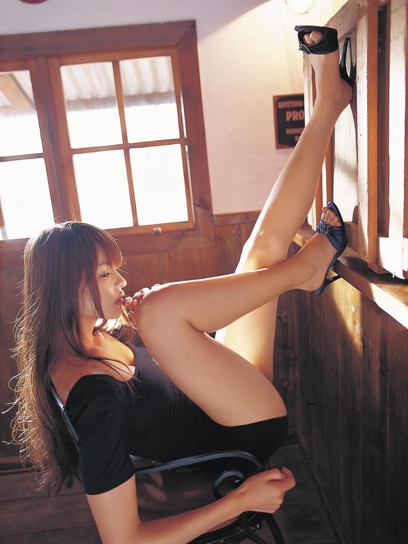 【白鳥百合子グラビア画像】女優として活躍を期待されつつ引退してしまったグラビアアイドル 67