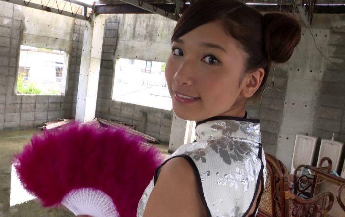 【森川彩香キャプ画像】元アイドルのイメージDVDとは思えないエッチな映像に興奮!? 19