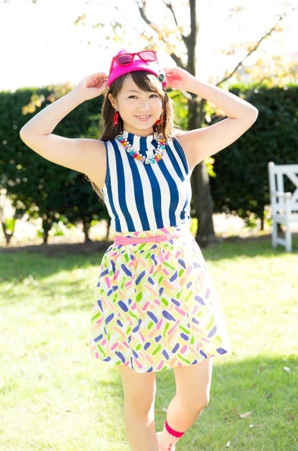 【谷澤恵里香グラビア画像】「アイドリング!!!」創設メンバーアイドルのむっちり巨乳ボディがエロい! 25