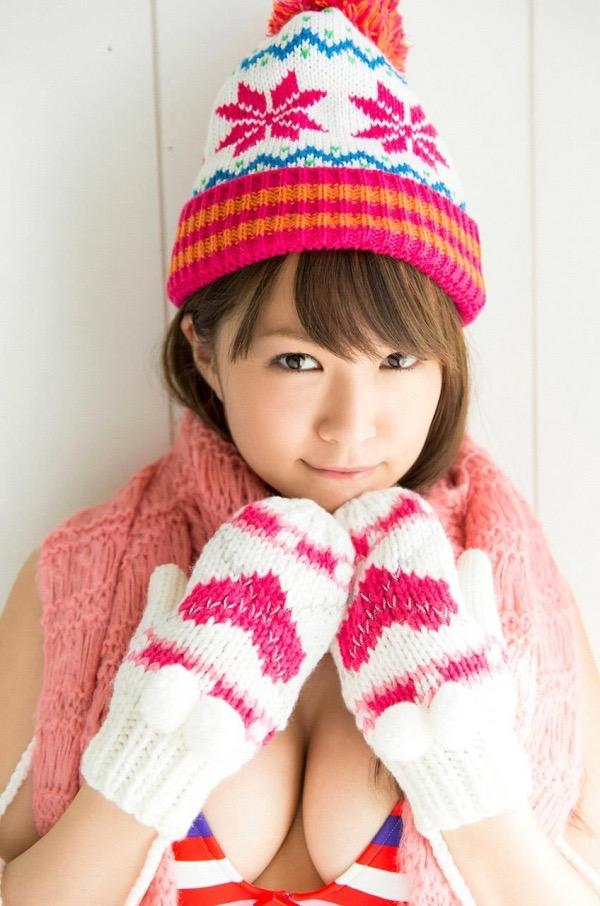 【谷澤恵里香グラビア画像】「アイドリング!!!」創設メンバーアイドルのむっちり巨乳ボディがエロい! 48