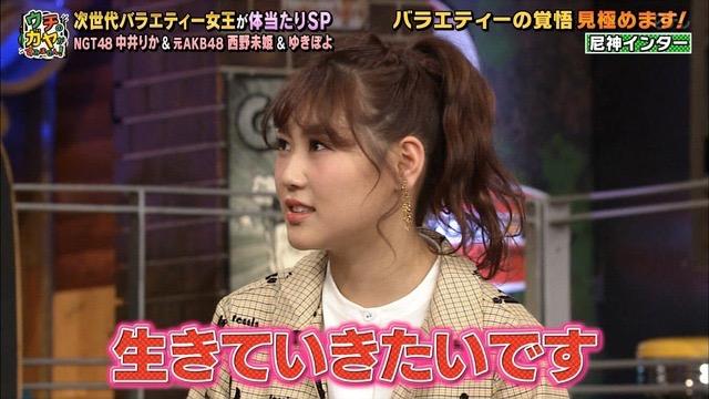 【西野未姫放送事故画像】元AKB48アイドルでありながらバラエティに身体張りすぎな女w 06