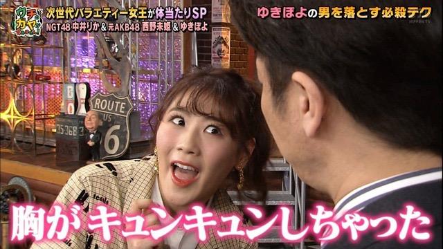 【西野未姫放送事故画像】元AKB48アイドルでありながらバラエティに身体張りすぎな女w 27
