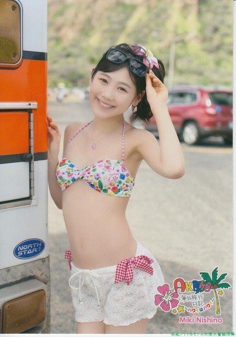 【西野未姫放送事故画像】元AKB48アイドルでありながらバラエティに身体張りすぎな女w 35