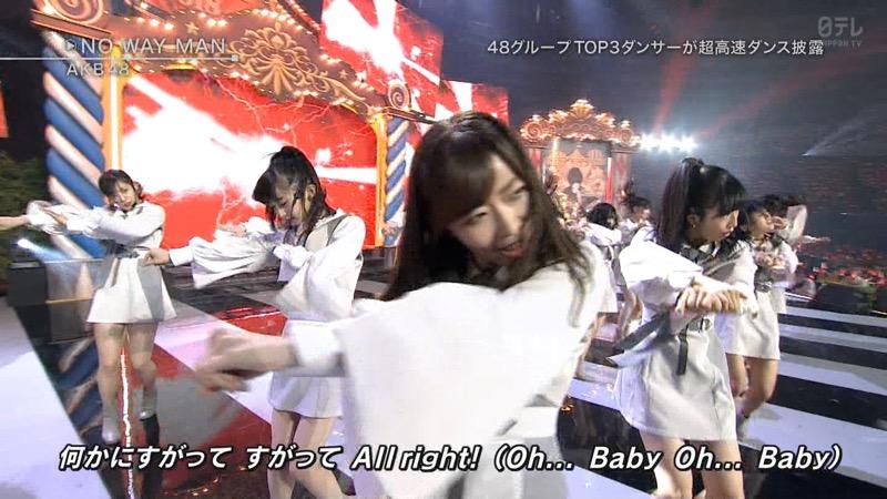 【AKBパンチラ画像】集団で生足やパンチラを見せながら踊るスケベなアイドル集団! 57