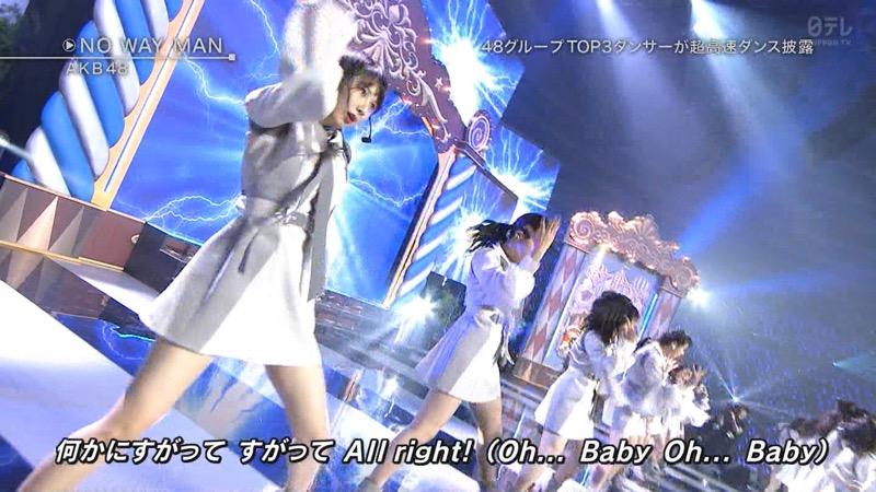 【AKBパンチラ画像】集団で生足やパンチラを見せながら踊るスケベなアイドル集団! 62