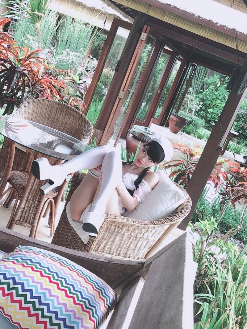 【藤田いろはコスプレ画像】可愛くてエッチなコスプレをいっぱい見せてくれるスレンダー美女 42