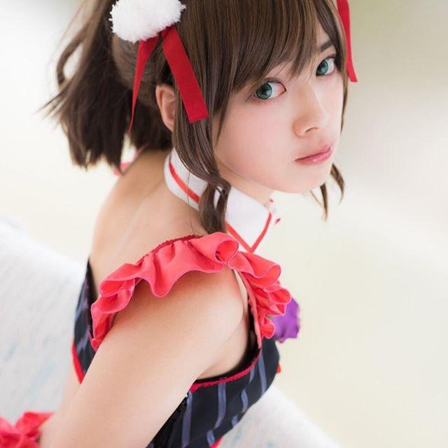 【藤田いろはコスプレ画像】可愛くてエッチなコスプレをいっぱい見せてくれるスレンダー美女 56