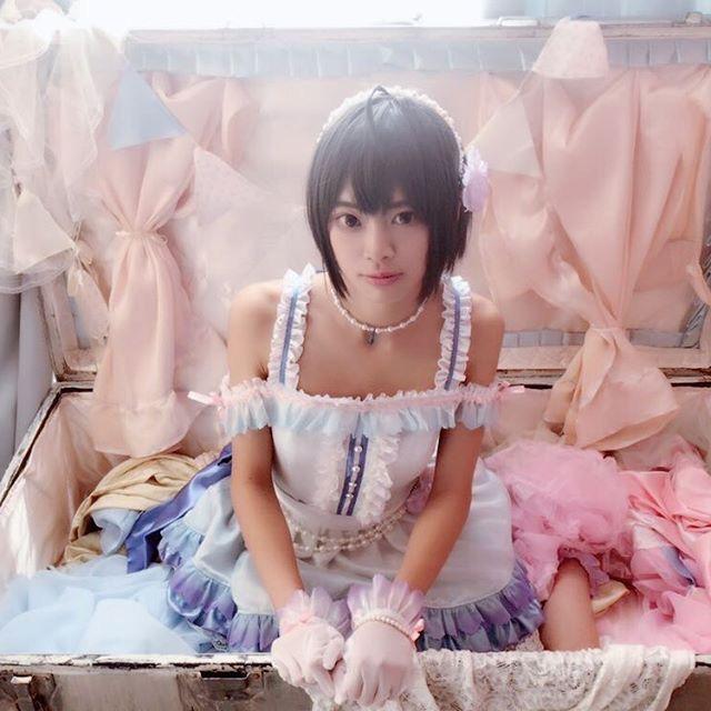 【藤田いろはコスプレ画像】可愛くてエッチなコスプレをいっぱい見せてくれるスレンダー美女 66