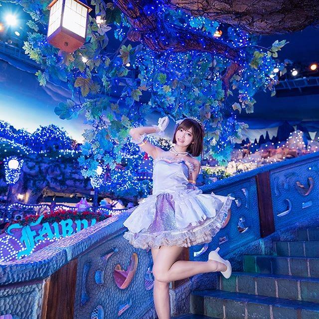 【藤田いろはコスプレ画像】可愛くてエッチなコスプレをいっぱい見せてくれるスレンダー美女 71