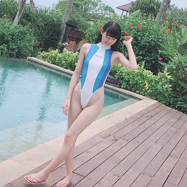 【藤田いろはコスプレ画像】可愛くてエッチなコスプレをいっぱい見せてくれるスレンダー美女 98