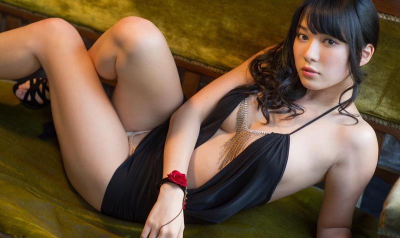 【山中知恵グラビア画像】いかにもジュニアアイドルって感じの過激なポーズがめちゃシコ! 55