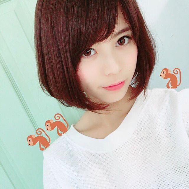 【吉崎綾エロ画像】ショートヘアが似合って可愛いクォーター美女の水着グラビア! 62