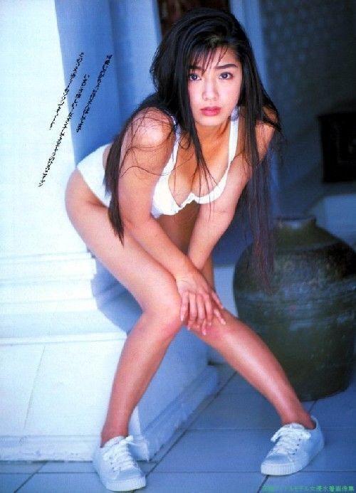 【安西ひろこグラビア画像】久し振りのバラエティ番組出演で激辛料理に挑戦してた元グラドルw 18