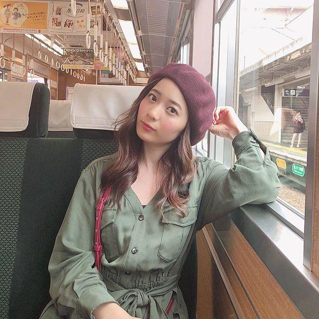 【農海姫夏エロ画像】へそ出しレースクイーン衣装がエロい現役女子大生グラビアアイドル! 46