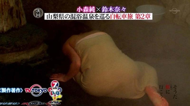 【鈴木奈々キャプ画像】ファッションモデルの体当たり過ぎるバラエティ出演シーンの数々! 14