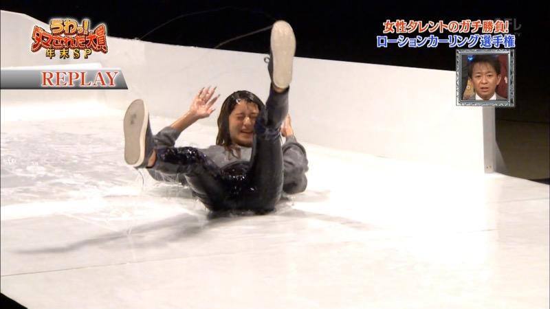 【鈴木奈々キャプ画像】ファッションモデルの体当たり過ぎるバラエティ出演シーンの数々! 56
