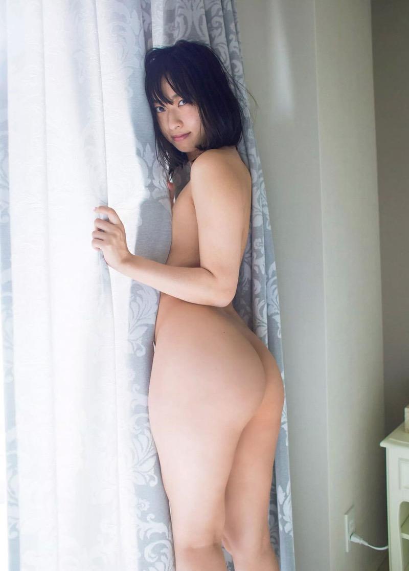 【倉持由香グラビア画像】大きくて綺麗でエロい100cmヒップが自慢のグラビアアイドル! 50