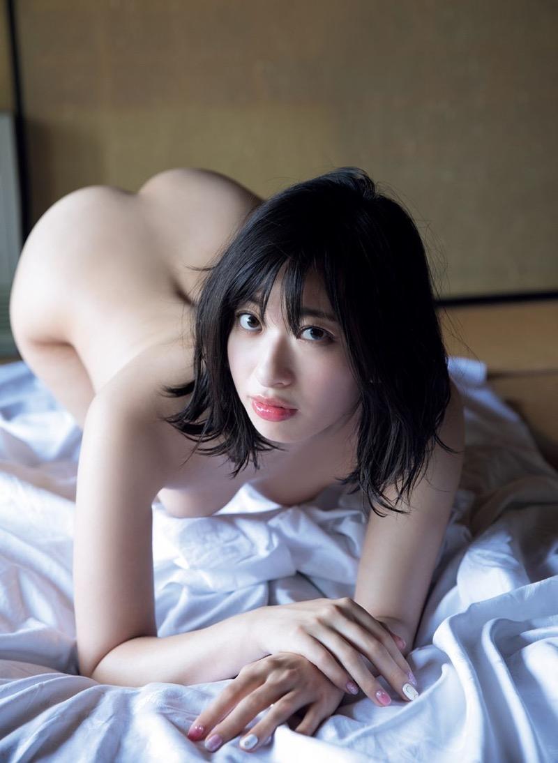 【倉持由香グラビア画像】大きくて綺麗でエロい100cmヒップが自慢のグラビアアイドル! 51
