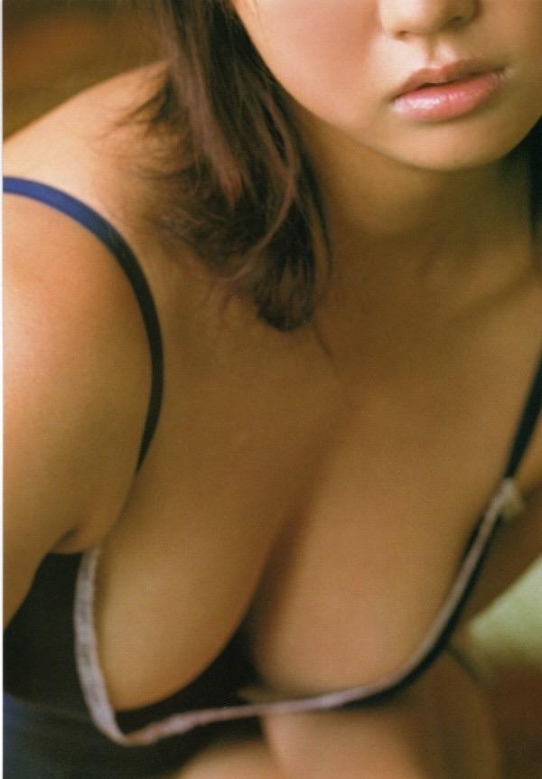 【吉田亜咲グラビア画像】現役女子高生としてデビューした長身エロボディのグラビアアイドル 46