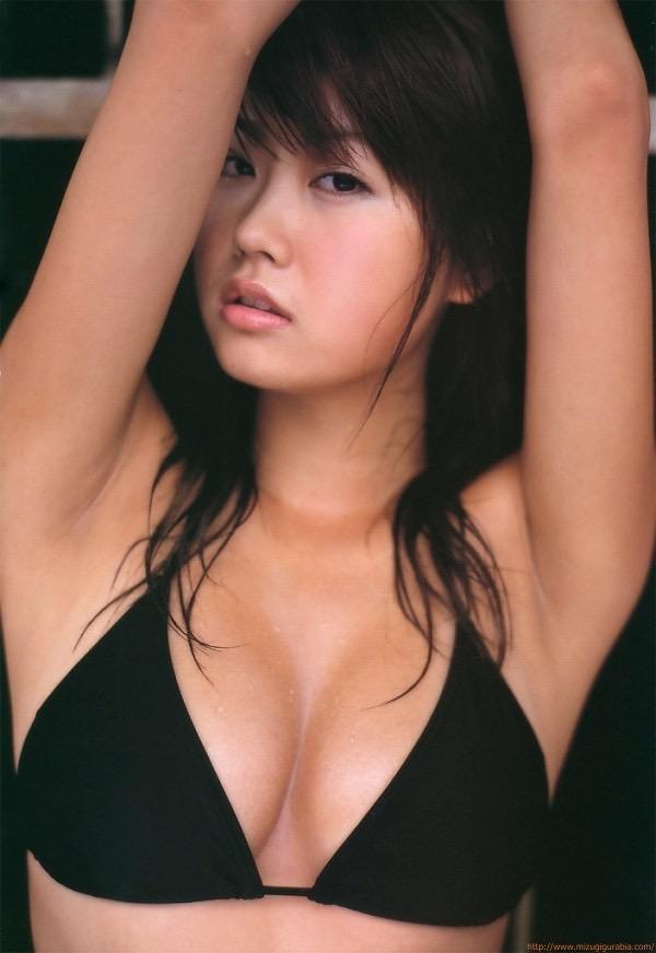 【吉田亜咲グラビア画像】現役女子高生としてデビューした長身エロボディのグラビアアイドル 58