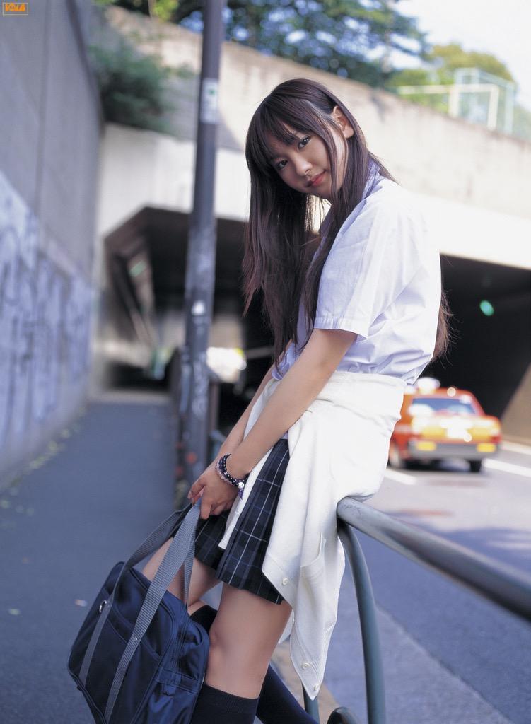 【新垣結衣お宝画像】姉の勧めで受けたオーディションに出てグランプリを獲ってしまった美少女モデル! 04