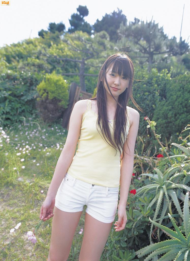 【新垣結衣お宝画像】姉の勧めで受けたオーディションに出てグランプリを獲ってしまった美少女モデル! 59