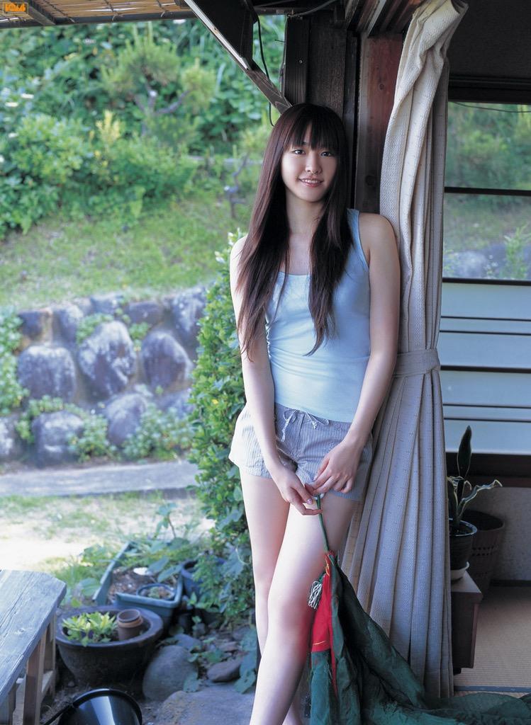 【新垣結衣お宝画像】姉の勧めで受けたオーディションに出てグランプリを獲ってしまった美少女モデル! 61