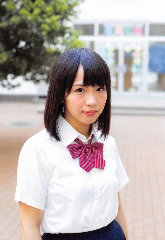 【松村香織エロ画像】令和に変わると共に新たな旅立ちをした元SKE48アイドルのセミヌード 11