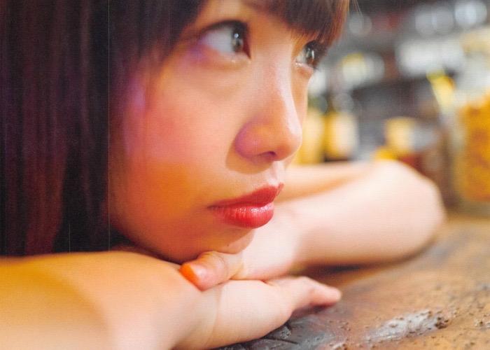 【松村香織エロ画像】令和に変わると共に新たな旅立ちをした元SKE48アイドルのセミヌード 28