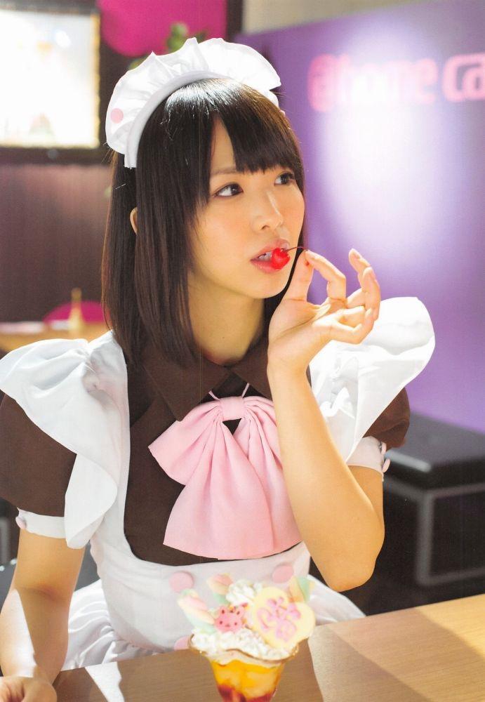 【松村香織エロ画像】令和に変わると共に新たな旅立ちをした元SKE48アイドルのセミヌード 37