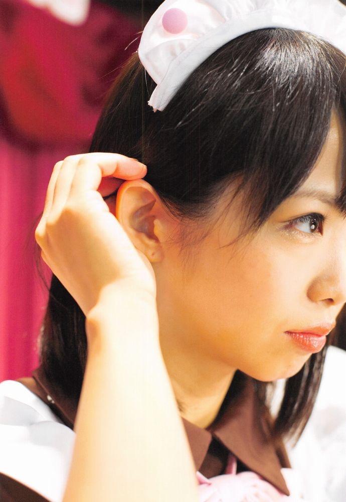 【松村香織エロ画像】令和に変わると共に新たな旅立ちをした元SKE48アイドルのセミヌード 38