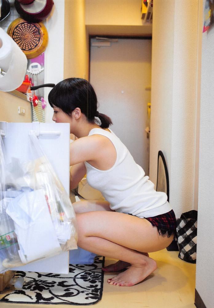 【松村香織エロ画像】令和に変わると共に新たな旅立ちをした元SKE48アイドルのセミヌード 52