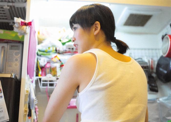 【松村香織エロ画像】令和に変わると共に新たな旅立ちをした元SKE48アイドルのセミヌード 54