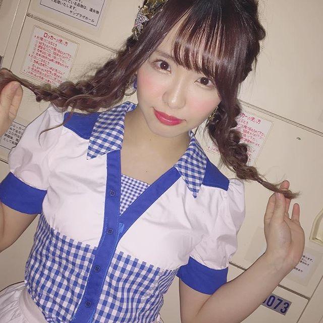 【松村香織エロ画像】令和に変わると共に新たな旅立ちをした元SKE48アイドルのセミヌード 61