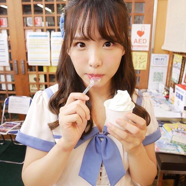 【松村香織エロ画像】令和に変わると共に新たな旅立ちをした元SKE48アイドルのセミヌード 65