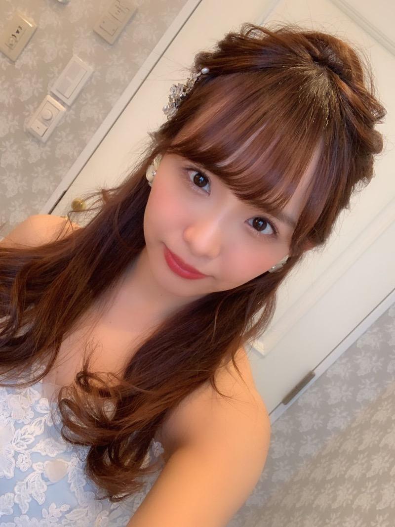 【松村香織エロ画像】令和に変わると共に新たな旅立ちをした元SKE48アイドルのセミヌード 79