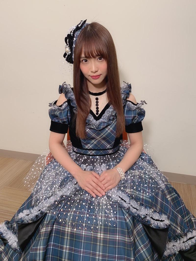 【松村香織エロ画像】令和に変わると共に新たな旅立ちをした元SKE48アイドルのセミヌード 80