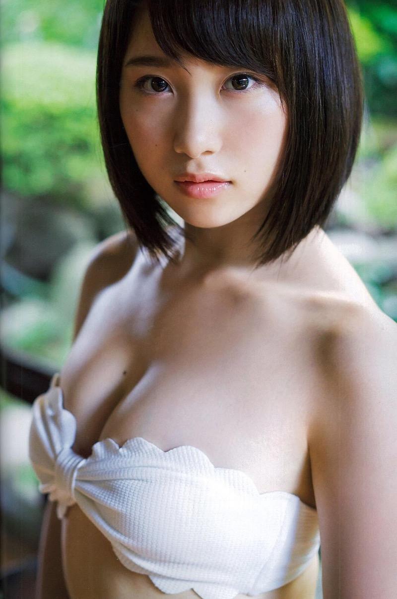 【高橋朱里エロ画像】日本のアイドルから韓国のアイドルへと転身したアイドルのグラビア 41