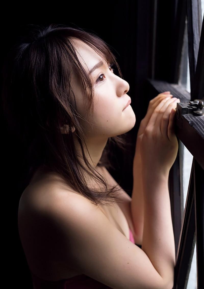 【高橋朱里エロ画像】日本のアイドルから韓国のアイドルへと転身したアイドルのグラビア 48