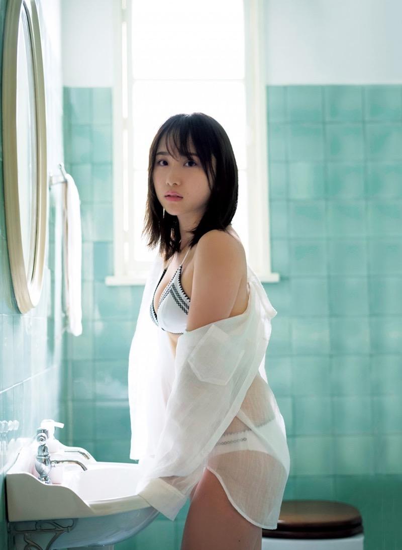 【高橋朱里エロ画像】日本のアイドルから韓国のアイドルへと転身したアイドルのグラビア 56